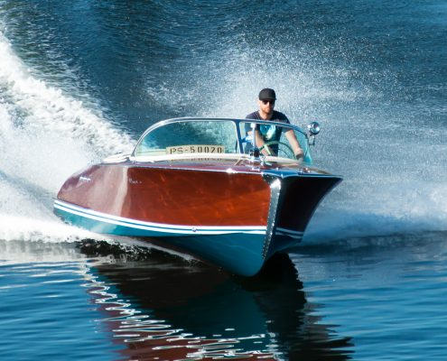 Riva Ariston Electric Boat