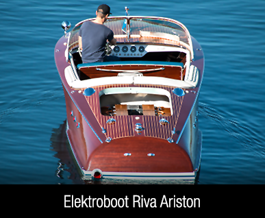 Riva Ariston Elektroboot